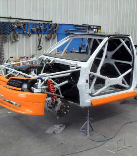 306 T3F autocross TLC