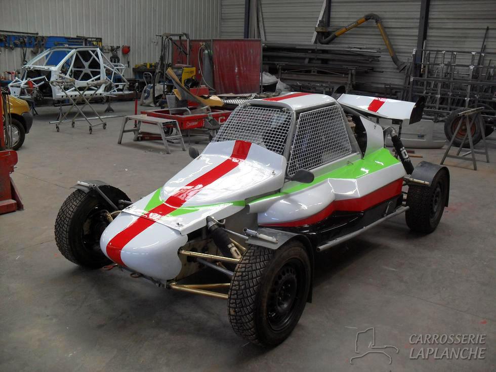 Buggy autocross