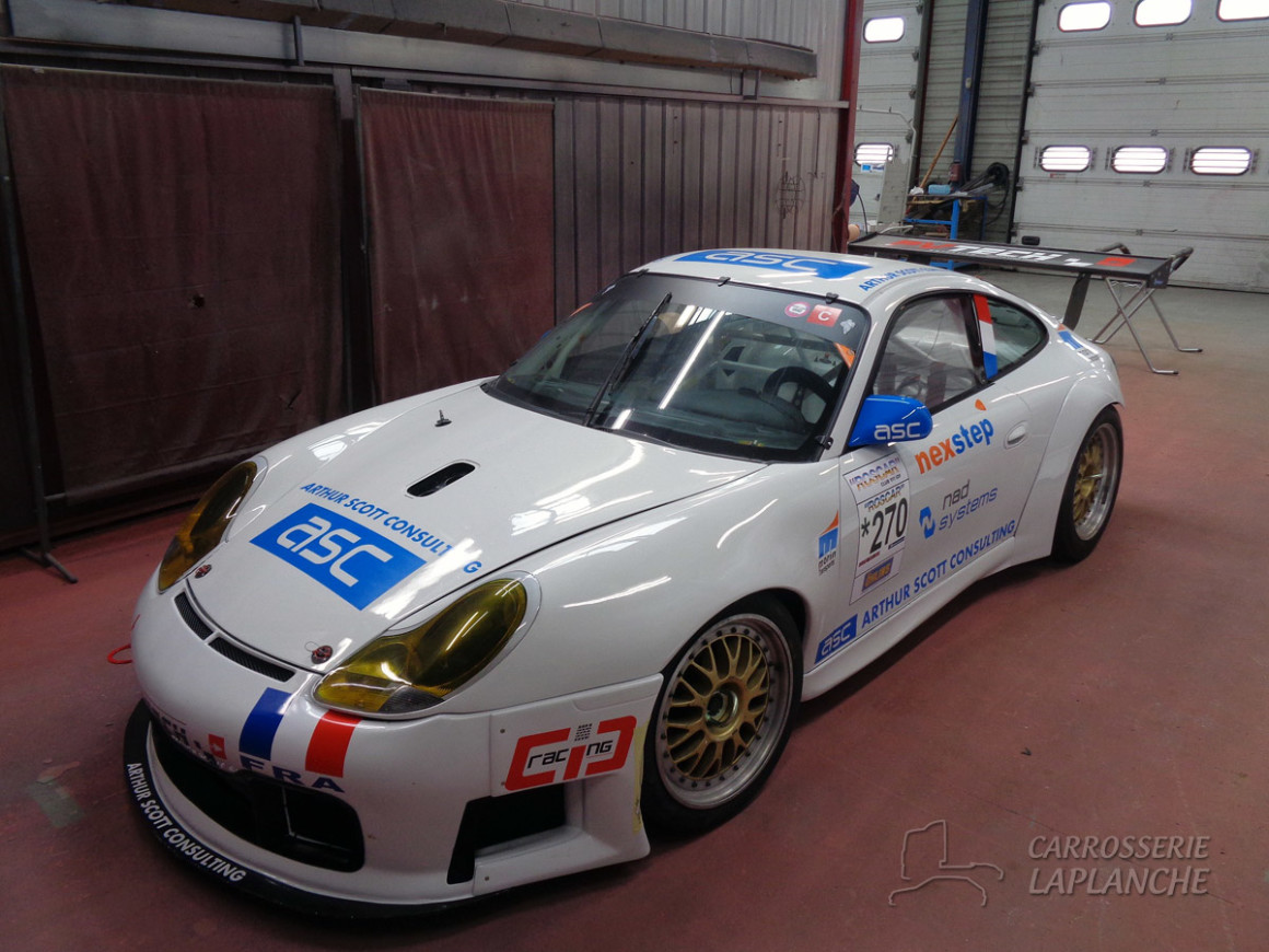 Porsche 996 Endurance