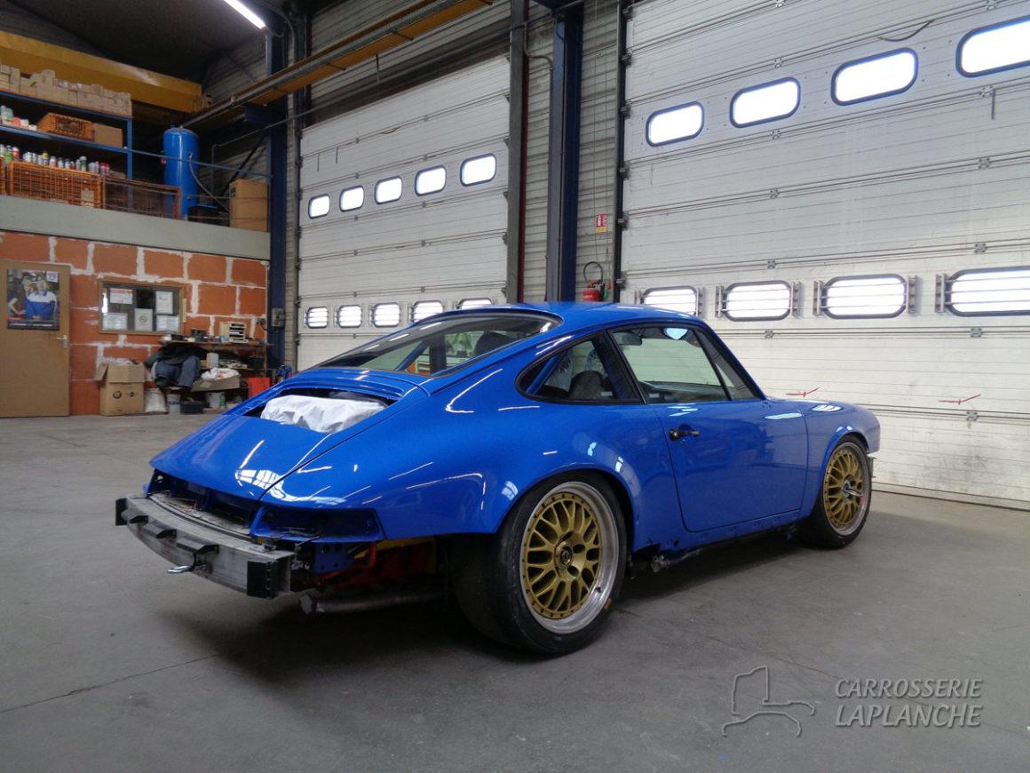 Porsche 964 Cup
