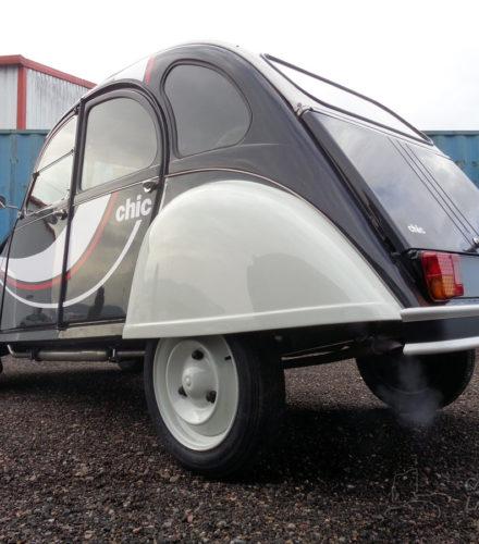 Citroën 2CV «Chic»