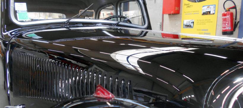 Citroën traction limousine