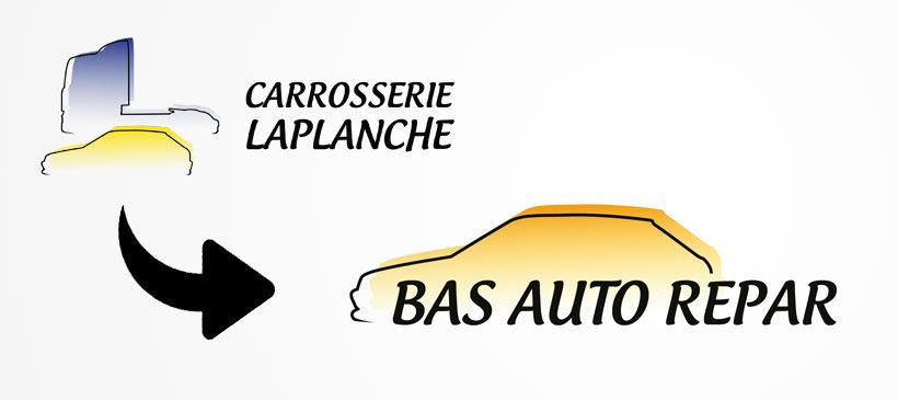 La carrosserie Laplanche devient la SARL Bas Auto Repar